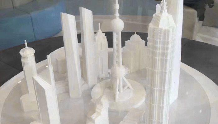 Additive Manufacturing Architektur by SLA-3D-DRUCK